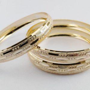 النگوی بدل طرح طلا کد ۱۰۱۸۸