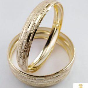 النگوی بدل طرح طلا کد ۱۰۱۹۸