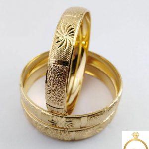 النگوی بدل طرح طلا کد ۱۰۲۳۱