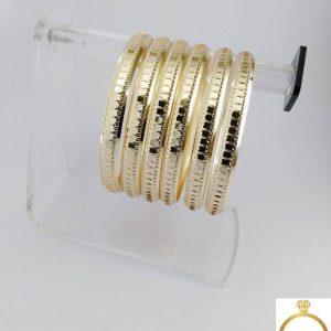 النگوی بدل طرح طلا ۱۰۰۶۴