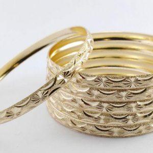النگوی بدل طرح طلا ۱۰۲۷۴