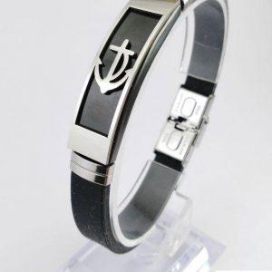 دستبند چرم مردانه ۴۰۰۴۱۵