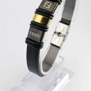 دستبند چرم مردانه ۴۰۰۵۱۴