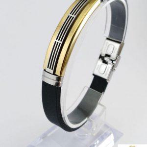 دستبند چرم مردانه ۴۰۰۶۱۵