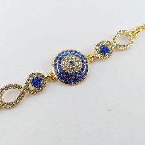 دستبند دخترانه شیک ۴۰۲۱۲۵