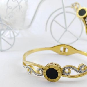 دستبند دخترانه شیک ۴۰۳۶۶۵