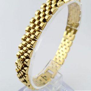 دستبند رولکسی مردانه ۴۰۱۲۸۵