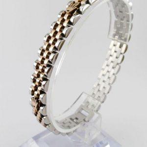 دستبند رولکسی مردانه ۴۰۱۴۸۵