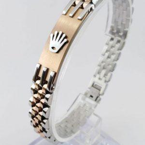 دستبند رولکسی مردانه ۴۰۱۹۱۰۰