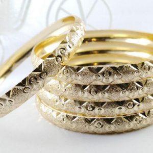 النگوی بدل طرح طلا ۱۰۳۷۵