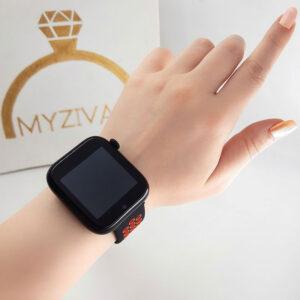 ساعت هوشمند مدل Z6S طرح اپل واچ کد ۹۰۴7