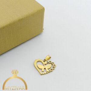 مدال استیل طرح طلا و رنگ ثابت کد ۷۰50