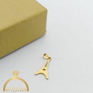 مدال استیل طرح طلا و رنگ ثابت کد ۷۰۵2