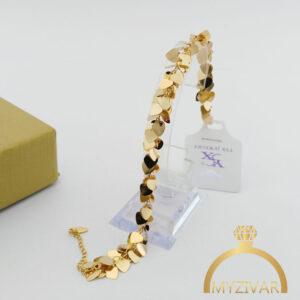 پابند دخترانه رنگ ثابت شیک مارک YSX کد ۱۰۰۱6