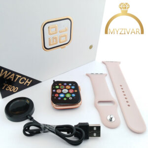 ساعت هوشمند مدل T500 طرح اپل واچ کد ۹۰۴6