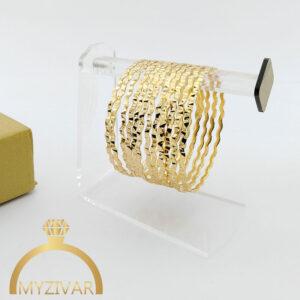 النگوی طرح طلا مارک YSX کد ۱۰۱5