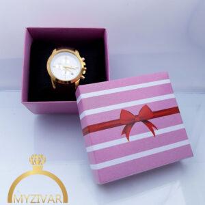 جعبه کادویی ساعت مناسب ساعت های تکی کد 14002