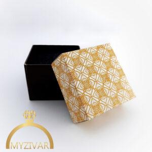 جعبه کادویی انگشتر کد 14004