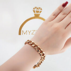 دستبند زنانه طرح طلا مارک ژوپینگ کد 13054