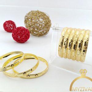 النگوی بدل طرح طلا کد 1032