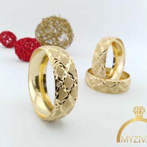 تکپوش طلاروس طرح طلا کد 1035