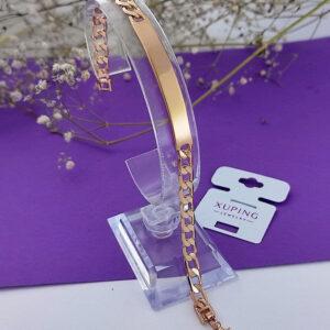 دستبند طرح طلا
