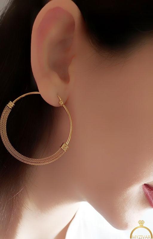 گوشواره-طرح-طلا