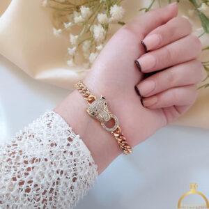 دستبند مدل شیر