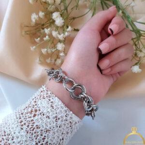 دستبندمدل حلقه ژوپینگ