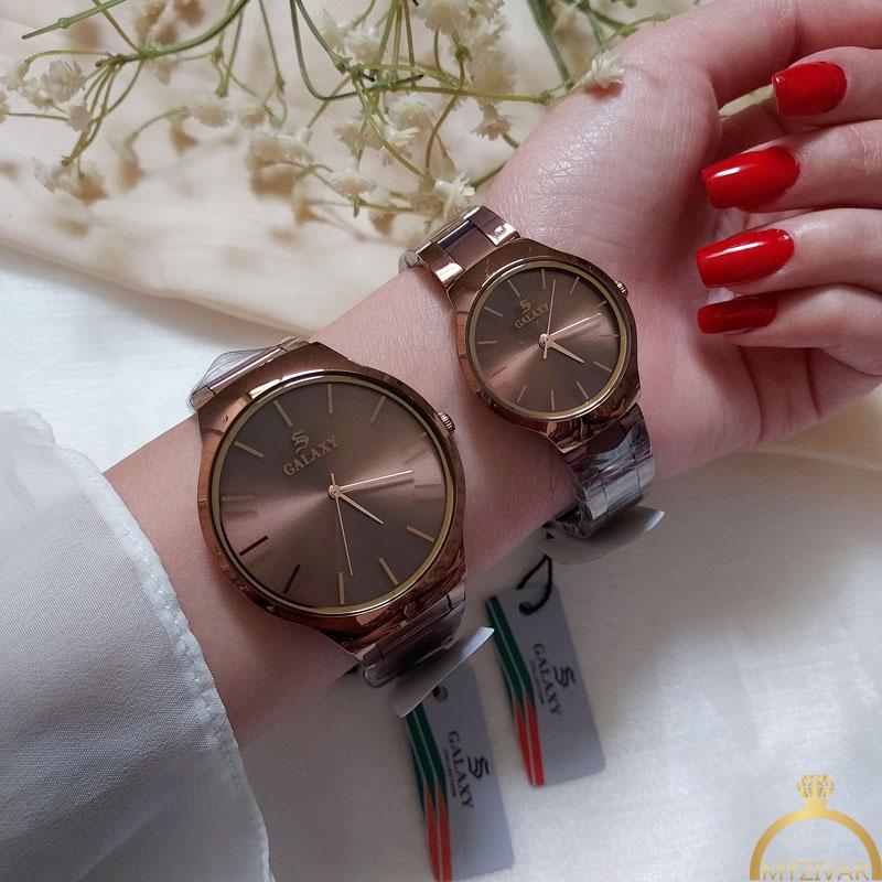 ساعت بند فلزی