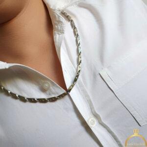 زنجیر مردانه مدل کبریتی